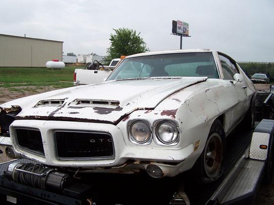 1972 Gto 455 C Amp J Classic Cars