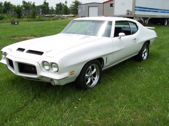"""Purchase used 1972 GTO Judge Clone """"look a like"""" DRIVER 400 auto ..."""